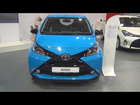 Toyota Aygo 1.0 VVT-i 69 hp X-cite 5MT (2016) Exterior and Interior