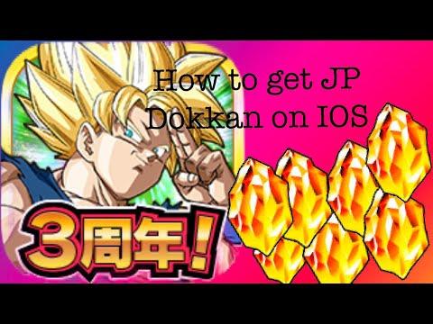 How to get Dragon ball Dokkan Battle JP on IOS 11( STILL WORKING ) *Read description*