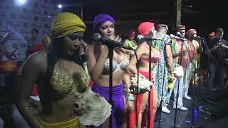 Tambor Urbano, Fiestas en Honor a San Francisco de Paula