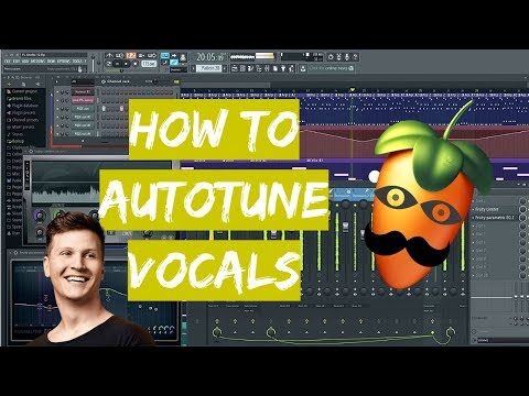 How To Autotune Your Voice And Vocals - Pitch Correction - Newtone Tutorial