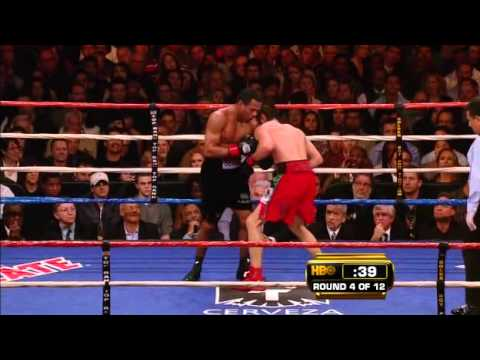 2009-01-24 Shane Mosley vs. Antonio Margarito
