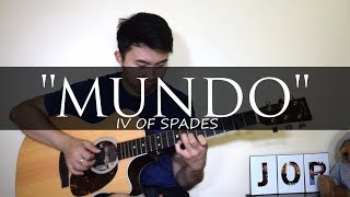 (WITH TABS!!) IV OF SPADES - Mundo (Fingerstyle cover by Jorell)