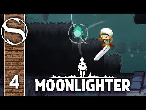 #4 Great Sword and Spear - Moonlighter - Moonlighter Gameplay