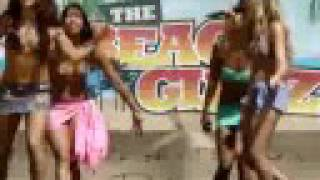 "The Beach Girlz ""I Got"" 2008 Manhattan Beach Open"