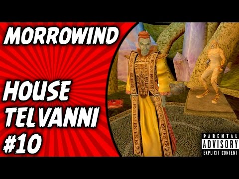 Morrowind House Telvanni Quest #10: New Clothes (Walkthrough/Gameplay)