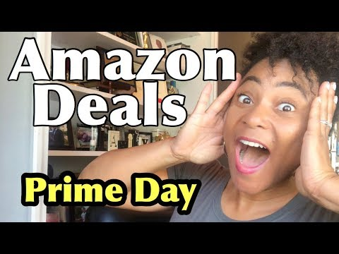 Amazon Prime Day 2019 Back To School Deals Youtube