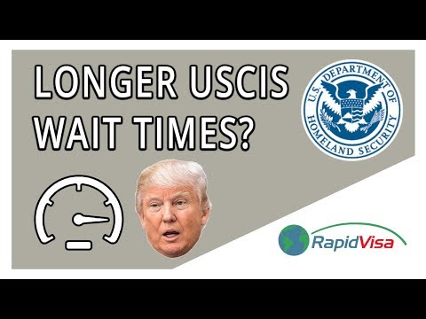 Is Trump Slowing Down the USCIS for Fiance & Spousal Visa Processing?