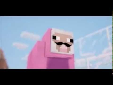 Pink Sheep Christmas Rap