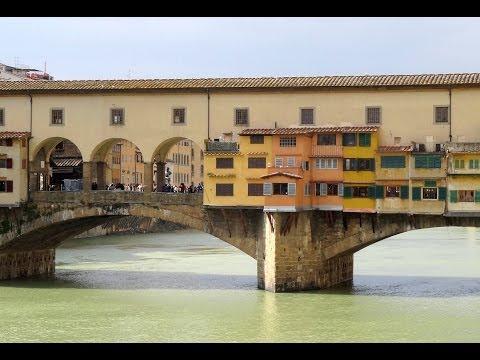 Ponte Vecchio, Old Bridge, Florence, Tuscany, Italy, Europe