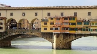 Ponte Vecchio, Old Bridge, Florence, Tuscany, Italy, Europe