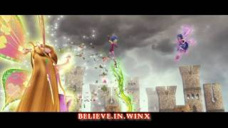 Winx Club 2: Winx VS Witch Final Battle! [Rai English | HD!]