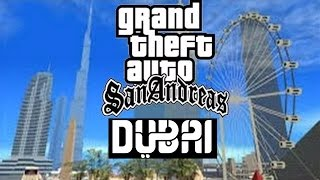 GTA San Aandreas | How to Download Dubai Mod (Auto-install)