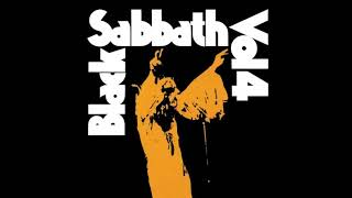 Black Sabbath - Vol  4 / 1972 / Full album / HD QUALITY