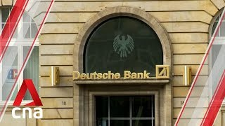 Deutsche Bank begins cutting 18,000 jobs worldwide