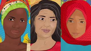 Celebrating the Resilience of Refugee Women