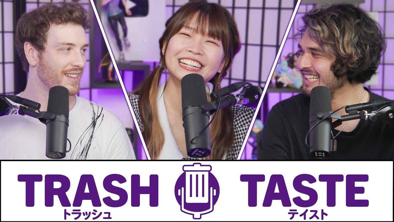 Talking to a REAL Japanese Anime Voice Actor (ft. Shu Uchida) | Trash Taste #58