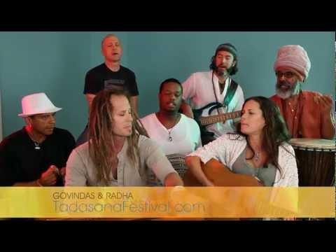 Govindas & Radha - Jai Ma
