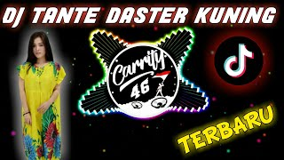 Download Lagu DJ TANTE DASTER KUNING || VIRAL TIKTOK TERBARU 2020 🎶🔊 mp3