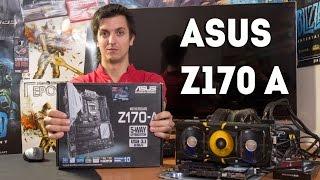 Asus Z170-A: обзор материнской платы