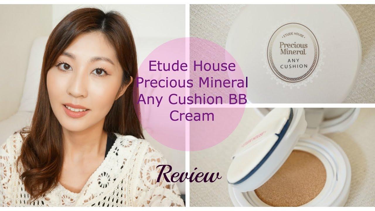 Etude House Precious Mineral Any Cushion BB Cream Review   E for ...