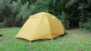 The North Face - Stormbreak 3 Tent Review
