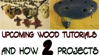 Sneak Peak At Up Coming Wood Working Tutorials   Projects