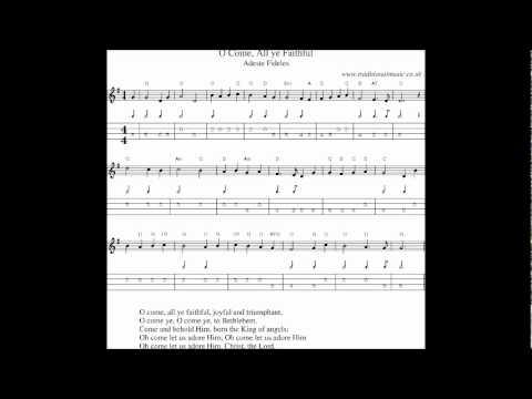 Jore Marjaranta - O Come , All Ye Faithful