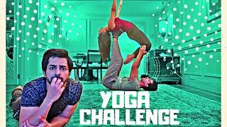YOGA Challenge | Rimorav Vlogs