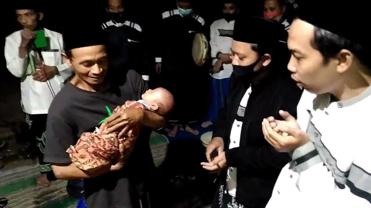 dokumentasi syukuran kelahiran putra kami yang ke tiga