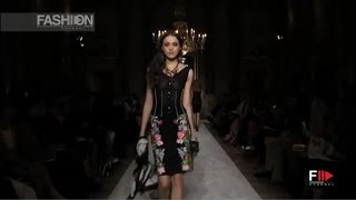 ROCCO BAROCCO Spring Summer 2016 Full Show Milan by Fashion Channel
