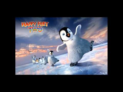 """""""RAWHIDE"""" 1080 HD soundtrack Happy feet 2 *EXTENDED VERSION 1 hour*"""
