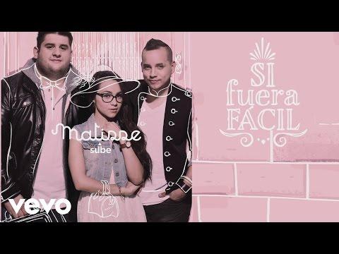 Matisse - Si Fuera Fácil (Cover Audio)