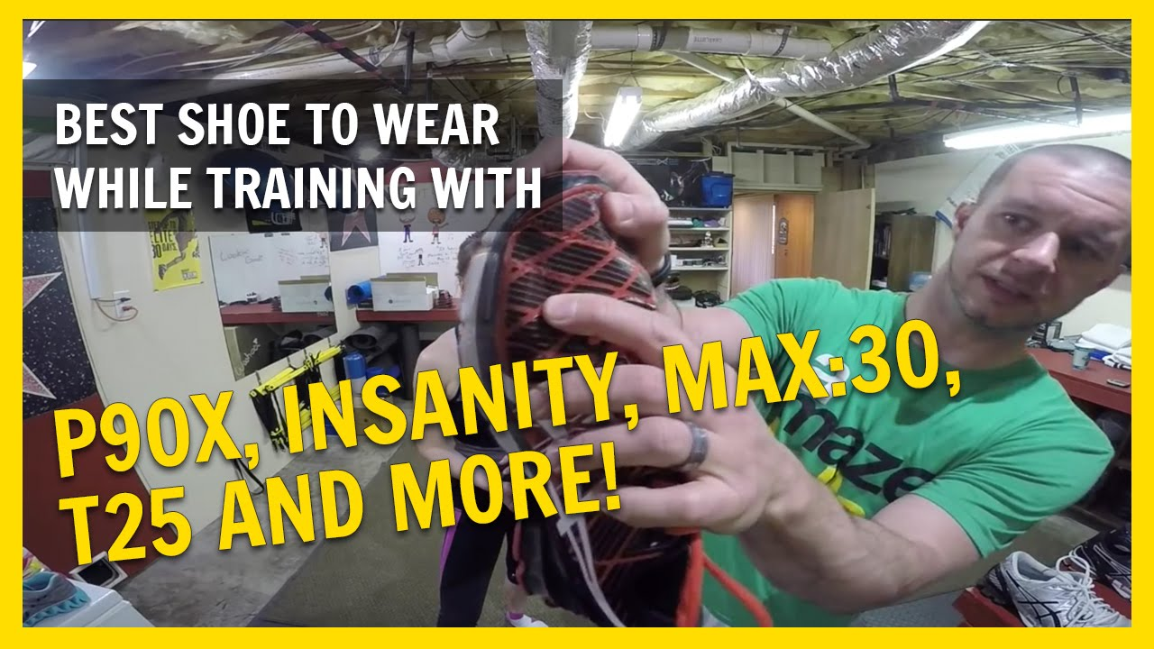 Best Workout Shoes for P90X, Insanity