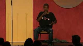 Tracy Morgan - Superheroes stand up comedy pt8