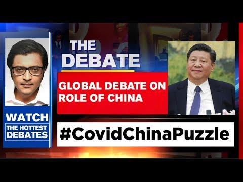China Sends Additional Funds To WHO   The Debate With Arnab Goswami