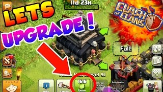 Clash Of Clans | WE ARE MAXED OUT OUT | TIME TO UPGRADE TO TOWN HALL 10! |