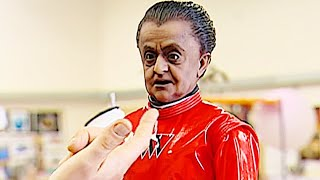Making of the Oompa-Loompas in Charlie and the Chocolate Factory