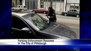 No More Free Ride -- Pittsburgh Parking Prices Back To Normal