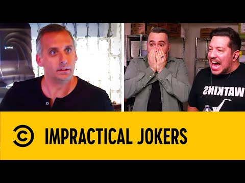 """Chop Chop Chucklehead, You Gonna Order Today?"" 