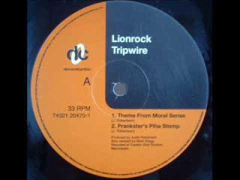 Lionrock -  Tripwire (Theme From Moral Sense)