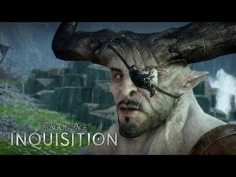 Dragon Age: Inquisition - Walkthrough Part 9: Recruiting the Iron Bull [Nightmare]