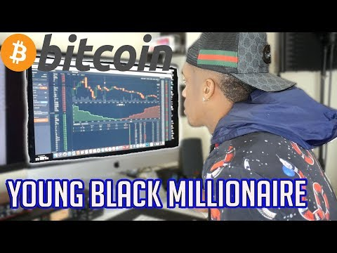 YOUNG COLLEGE STUDENT BECOMES A MILLIONAIRE (BITCOIN,ETHEREUM,RIPPLE) *RICHEST BLACK YOUTUBER*
