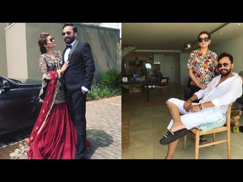 Banita David Wedding Pictures With Her Husband | Banita David Got Married In Africa