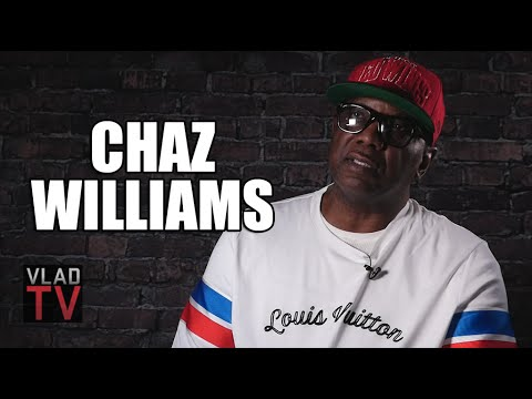 Chaz Williams on Robbing 60 Banks, Doing 15 Years While Still Bank Robbing