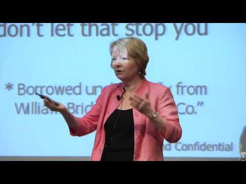 Managing Your Career: The art of selling yourself - Entrepreneurship 101 2008/09