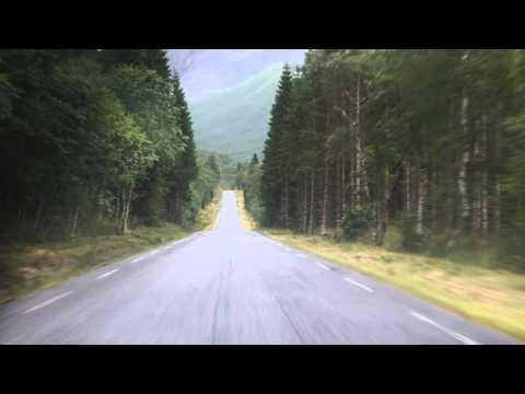 Trollstigen National Tourist Route, Geiranger. Norway. August 2015