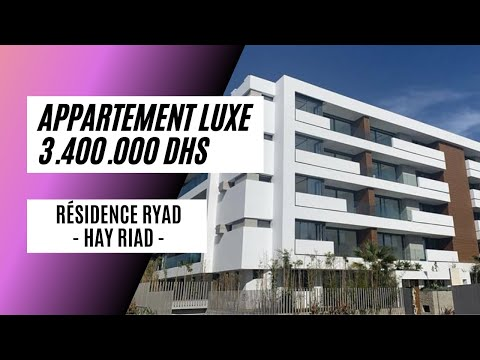 Résidence Ryad -