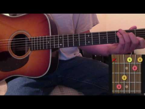 Father John Misty Total Entertainment Forever Chords and Tutorial