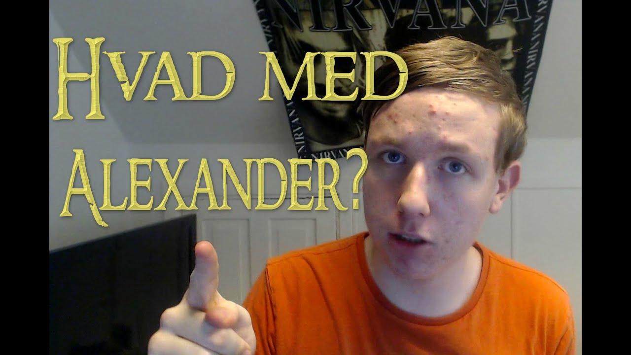 Ask Me 2 - Er Alexander Stadig Med???? (Syre Drengene)