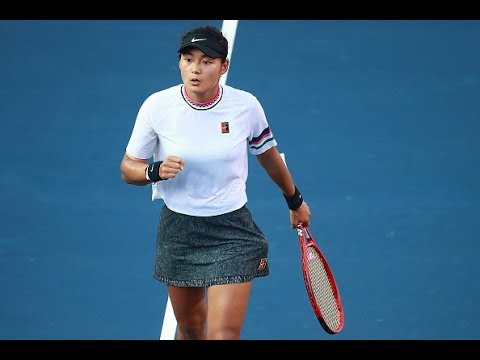 Wang Yafan | 2019 Abierto Mexicano de Tenis Semifinal | Shot of the Day